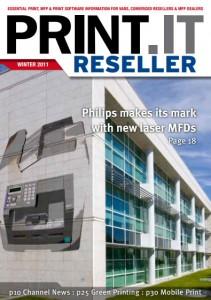 Print IT Reseller - Issue 01 - Free Download