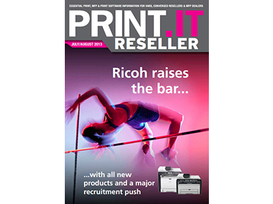 Print IT Reseller Magazine – Issue 08 – Free Download