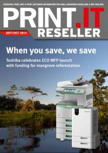 Print IT Reseller Magazine - Issue 09 - Free Download