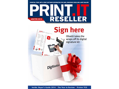 Print IT Reseller Magazine - Issue 11 - Free Download