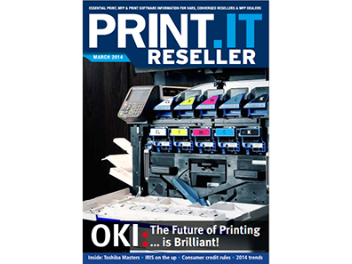 Print IT Reseller Magazine - Issue 12 - Free Download