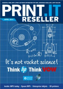 Print IT Reseller Magazine - Issue 13 - Free Download