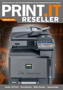 Print IT Reseller Magazine - Issue 15 - Free Download