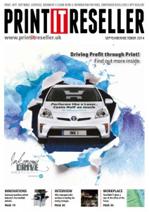 Print IT Reseller Magazine - Issue 16 - Free Download