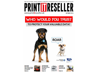 Print IT Reseller Magazine - Issue 17 - Free Download