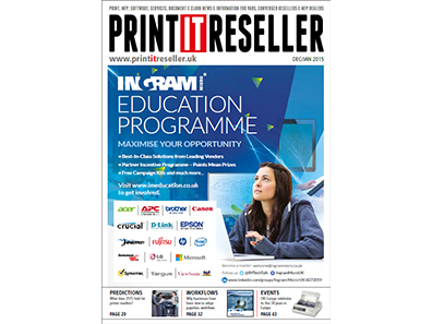 Print IT Reseller Magazine - Issue 18 - Free Download