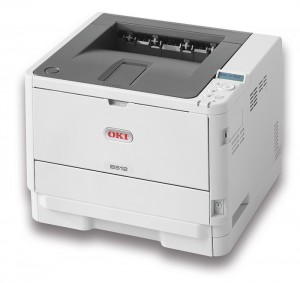 The single-function B412dn, B432dn and B512dn bring fast, high quality A4 black and white printing to the desktop.