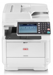 OKI's new easy-to-use mono printers and MFPs deliver a new level of performance and efficiency to businesses