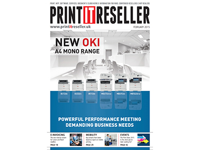 Print IT Reseller Magazine Issue 19 February 2015