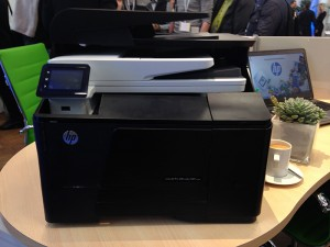 HP is developing new solutions that address the challenges posed by changing working environments