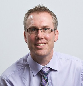 Alan Clarke, Production Marketing Manager (UK/Nordic), Graphic Communications Business Group, Xerox