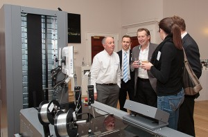 Experts hosted 'hands-on' operator demonstrations of Duplo print fiishing systems