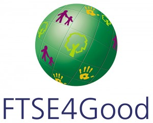 included in the FTSE4Good Global Index for the 12th year in a row
