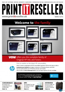 Print IT Reseller Magazine – Issue 20 – Free Download