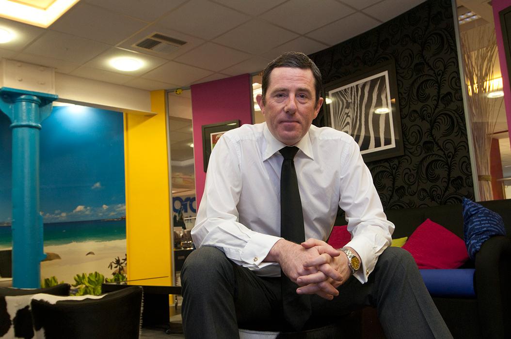 Phil Jones, Managing Director, Brother UK