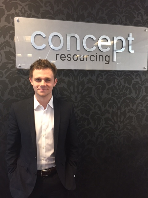 Tom Mills, Managing Consultant, Document Solutions Division, Concept Resourcing