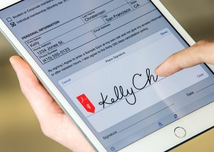 e-signing with Adobe Document Cloud