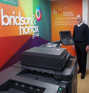 Partnership Agreement with Bridson & Horrox