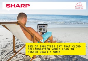 Cloud Portal Office not only supports end-users in better collaboration, but also adds real business value to Sharp's resellers