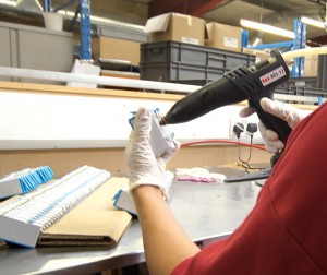 The company operates in 17 countries and collects around six million cartridges annually