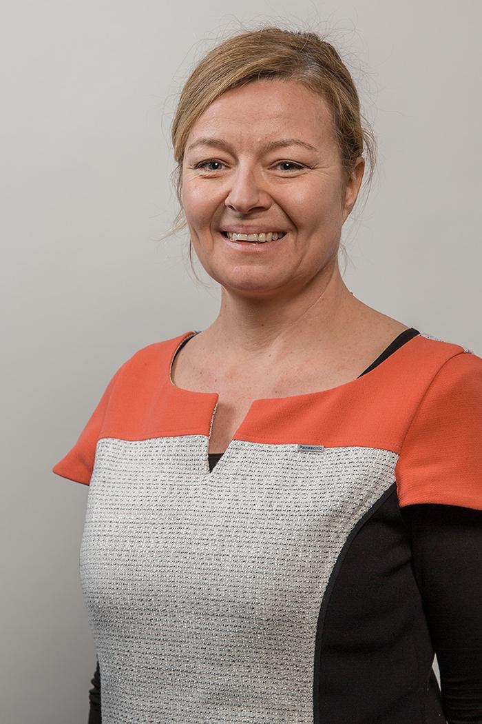 Valerie Poret. Panasonic European Channel Manager