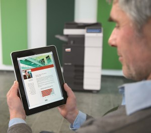 AirPrint is another example of Develop offering the latest cutting-edge print solutions