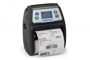In addition to launching the T8000, Printronix has moved into a new product area with the introduction of its fist portable thermal printer