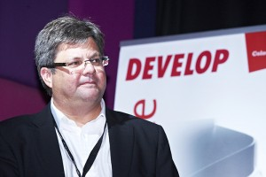 Jonathan Whitworth, Managing Director, DSales UK