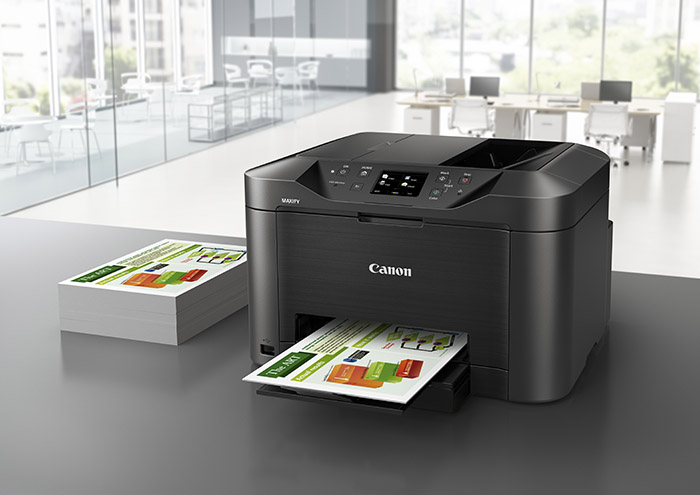 Canon is offering free 3-year warranties on 29 of its most popular scanners and printers