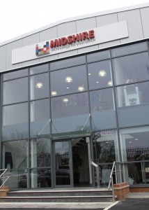 Midshire is already ISO 9001, ISO 14001 and OHSAS 18001 certified