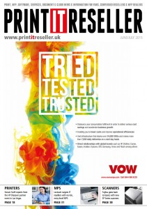 Print IT Reseller Magazine – Issue 23 – Free Download