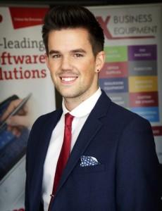 Sam Elphick, Sales Manager, Lex Business Equipment