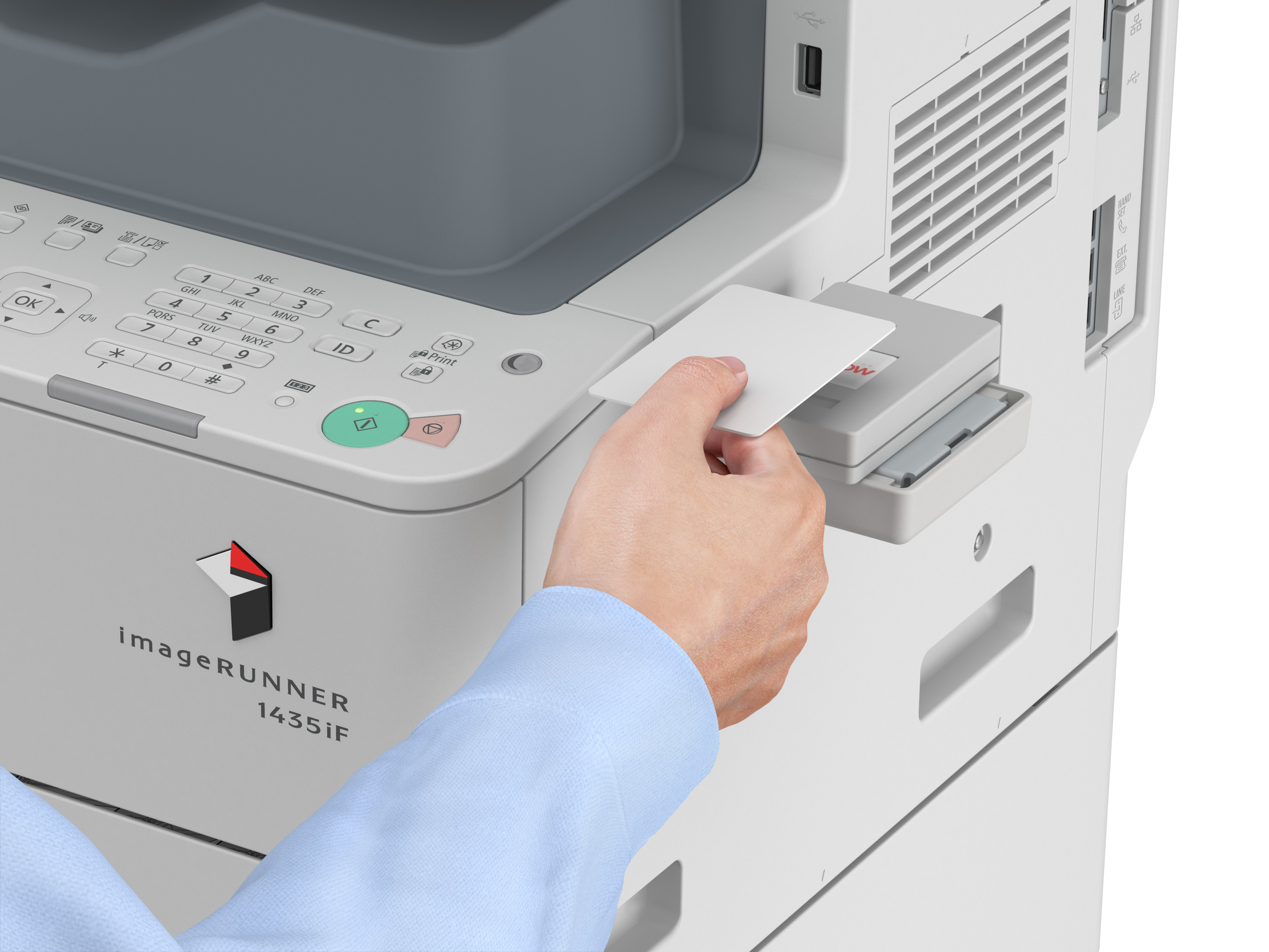 Managed services provider Annodata is warning businesses of the security risks posed by internet-enabled printers