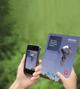 Ricoh Europe has enhanced its interactive Clickable Paper solution with new authoring capabilities