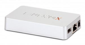 Lantronix describes the new version of its Lantronix xPrintServer Office