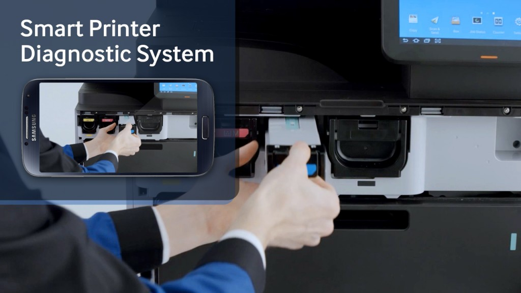Samsung Electronics has launched a printer failure diagnostic tool for its MultiXpress range of printers.