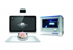 HP is introducing full 3D scanning on its Sprout by HP immersive computer.