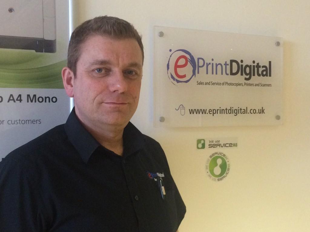 Wayne Drysdale, Managing Director, ePrint Digital