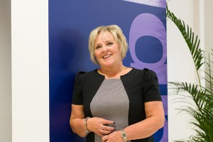 Angela Osborne, Sales Manager, Duplo UK Digital Finishing and Office Division