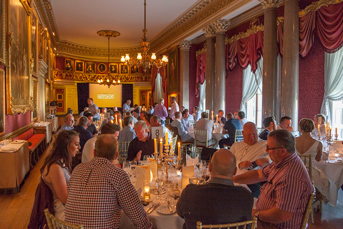 UTAX (UK)'s 50 top performing partners were invited to attend its Annual Awards Dinner at Goodwood House.