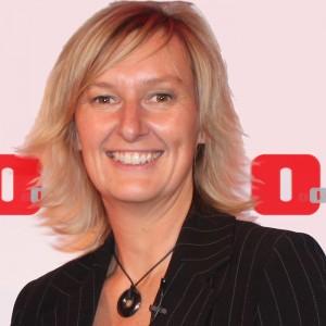 Alison Locke, Marketing Manager, Olivetti UK