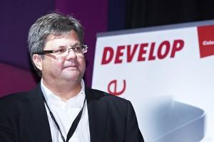 Jonathan Whitworth, Managing Director, DSales