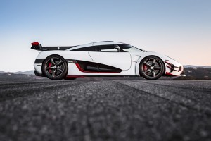 I'm a real petrol head and have a passion for speed. It would have to the Koenigsegg One:1