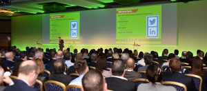 400 delegates including representatives from 200 resellers gathered at the Hilton Birmingham, NEC for VOW's Green Light 2016 exhibition and conference
