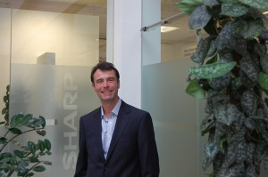 Jason Cort, Director of Product Planning and Marketing, Sharp UK