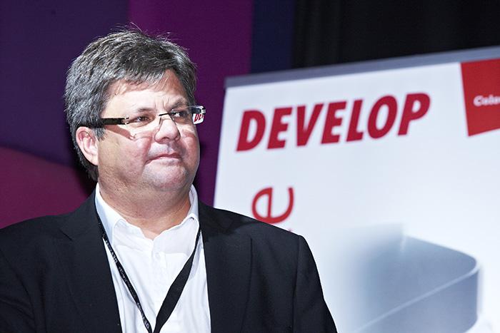 Jonathan Whitworth, Managing Director, DSales (UK)