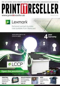 Print IT Reseller Magazine – Issue 29 – Free Download