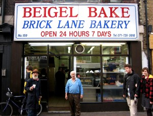 You can't beat a decent salt beef bagel from Brick Lane's Beigel Bake anytime!