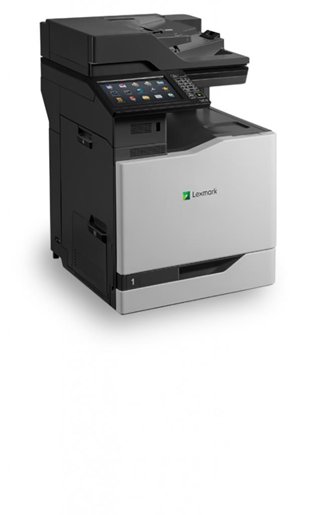 The new models are the Lexmark CS720/CS725/ CS820 printers and the Lexmark CX725/CX820/ CX825/CX860 MFPs.