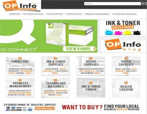 OPinfo.net is designed for VOW resellers that don't have an e-commerce website or web store.